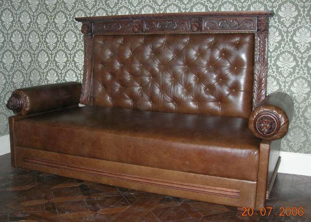 Ретро мебель фото